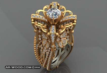 تفسير حلم لبس الخاتم الذهب 7
