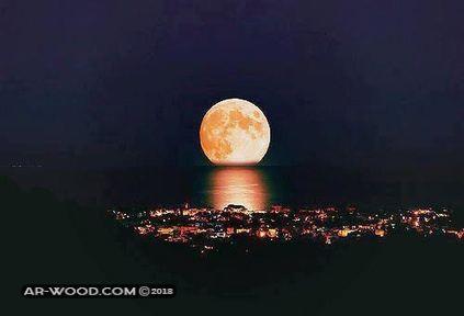 شعر عن القمر نزار قباني