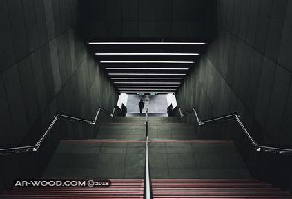 تفسير حلم نزول الدرج لابن سيرين